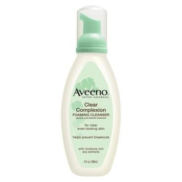Aveeno clear complexion